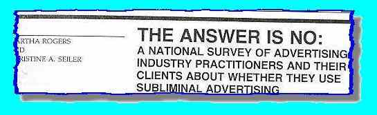 thumbnail of article re survey of ad practitioners