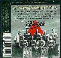 Strongarm Bitter label (2)