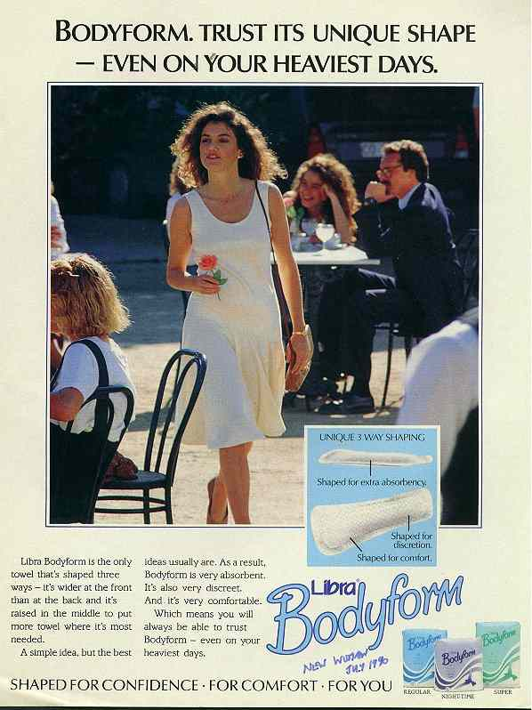 Bodyf orm ad.