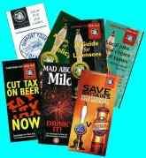 CAMRA leaflets