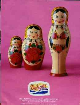Delight's Russian Dolls