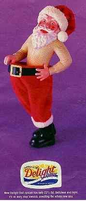 Delight's Santa Claus