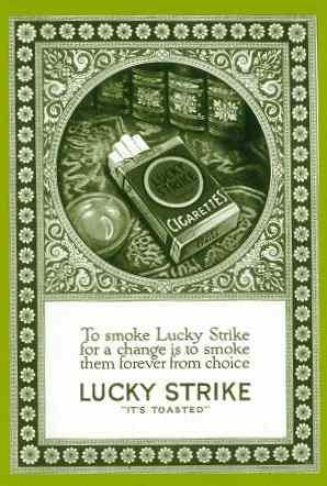 1920's ad