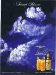 Seagram's 7 ad.
