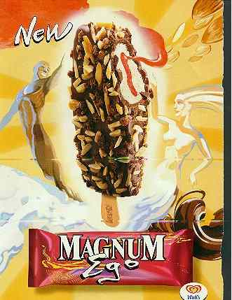 Magnum ice cream ad with embedded figures. For a larger, floating image, click here.