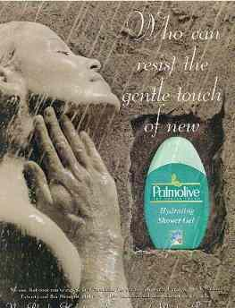 Ad for palmolive