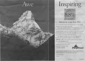 Click for a larger, floating, image. Perpetual newspaper ad.