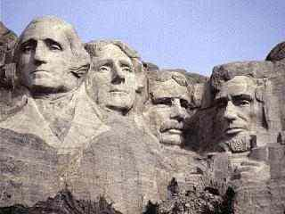 Click for a larger, floating, image of Mt. Rushmore.
