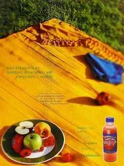 Robinson's ad: picnic area