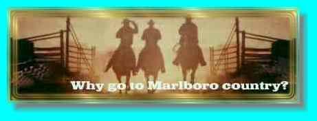 Parody of Marlboro Country ades)
